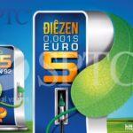 Giá xăng dầu bán lẻ