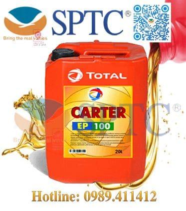 Dầu bánh răng Total CARTER EP 100