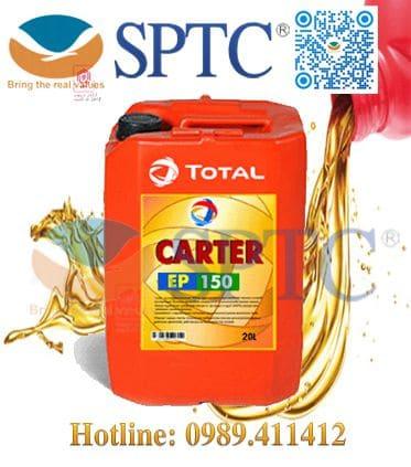 Dầu bánh răng Total CARTER EP 150