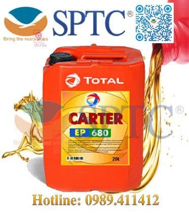 Dầu bánh răng Total CARTER EP 680